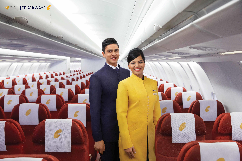 Jet Airways, mejora sus rutas clave con la introducción de aviones de fuselaje ancho