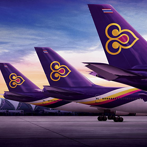 Thai Airways / 902 123 737